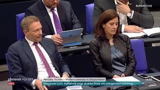 Aktuelle Stunde: Wohnraummiete in Deutschland am 10.04.2019