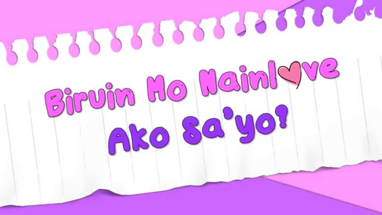 Wattpad Tagalog Story | Biruin Mo Nainlove Ako Sa'yo? | Wattpad Tagalog  Story