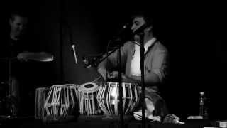 Afro Dizzi Act featuring  Dheeraj Shrestha and Mark Henmnan Call and Response