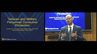 Veteran and Military Personnel Consumer Protection