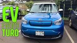 My experience renting an electric car from Turo in Hawaii