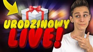 ???? URODZINOWY LIVE! | OCENIANIE KANAŁÓW! | 2 ZŁ = 1 MINUTA DŁUŻEJ! - Na żywo