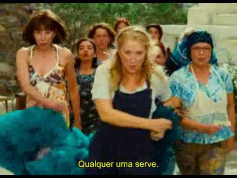 Dancing Queen Mamma Mia Youtube