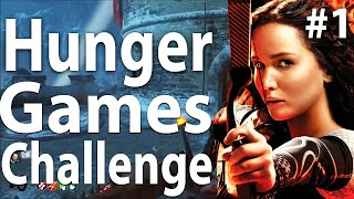 Black Ops 3 Zombies: Hunger Games Challenge #1 (Call of Duty: BO3 Zombies)