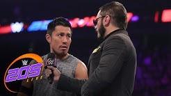 The Brian Kendrick teaches Akira Tozawa another lesson: WWE 205 Live: Feb. 28, 2017