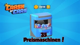 35 Automaten opening *Crash of Cars /deutsch