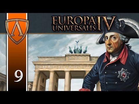Let's Play Europa Universalis IV | Rights of Man 9 |