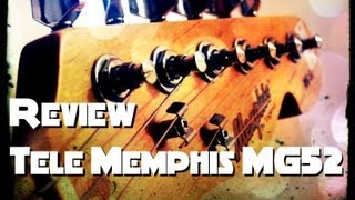Review | Tele Memphis MG-52 | Alex Machado