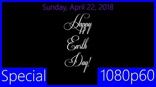 Allen | After Effects Animation | Sun, Apr 22, 2018: Happy Earth Day!