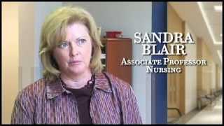 Sandra Blair on the rewards of a career in nursing