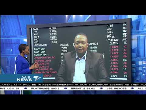 Markets report and analysis: 12 December 2017