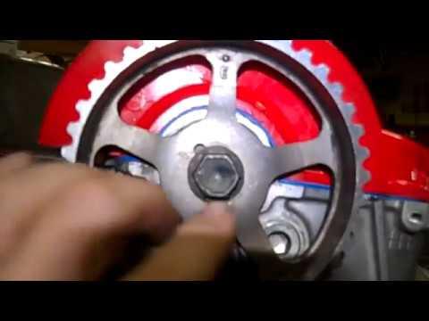 1995 Suzuki Sidekick Install Timing Belt - YouTube