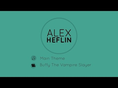 Title Theme - Buffy The Vampire Slayer [Acoustic]