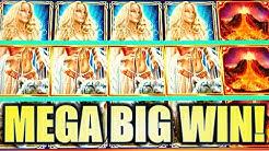★INCREDIBLE DOUBLE MEGA BIG WIN!★ NORDIC SPIRIT Slot Machine Bonus (WMS)