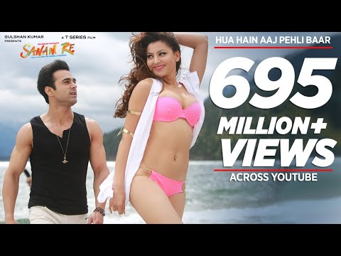 Mix - Hua Hain Aaj Pehli Baar FULL VIDEO | SANAM RE | Pulkit Samrat, Urvashi Rautela | Divya Khosla Kumar