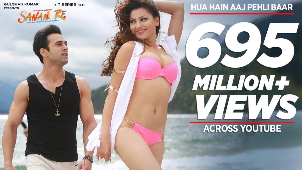Image result for Hua Hain Aaj Pehli Baar  Sanam Re