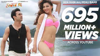Download Video Hua Hain Aaj Pehli Baar FULL VIDEO | SANAM RE | Pulkit Samrat, Urvashi Rautela | Divya Khosla Kumar MP3 3GP MP4