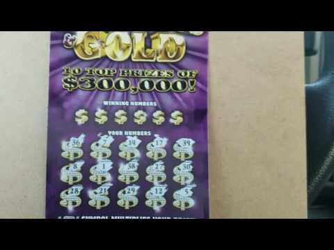 DIAMONDS AND GOLD!! PA LOTTERY!