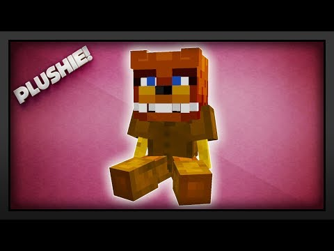 Minecraft - How To Make A Plushie / Teddy Bear