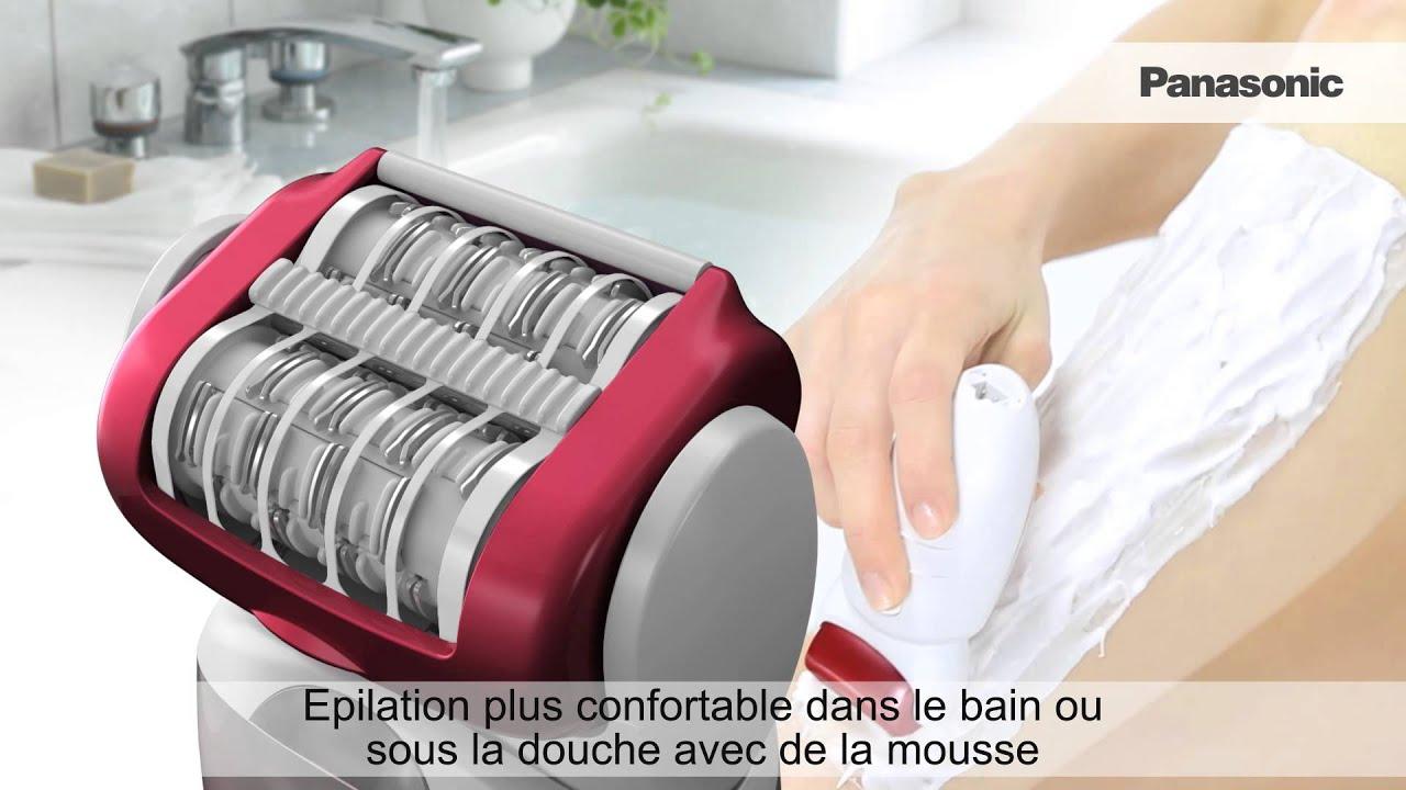 epilateur wet dry es ed92 youtube. Black Bedroom Furniture Sets. Home Design Ideas