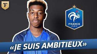 Equipe de France : la belle histoire de Kimpembe