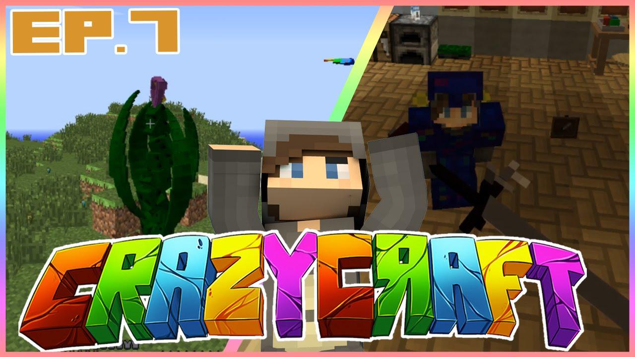 Big bertha sword minecraft crazy craft 3 0 ep 7 youtube for Crazy craft 3 0 server