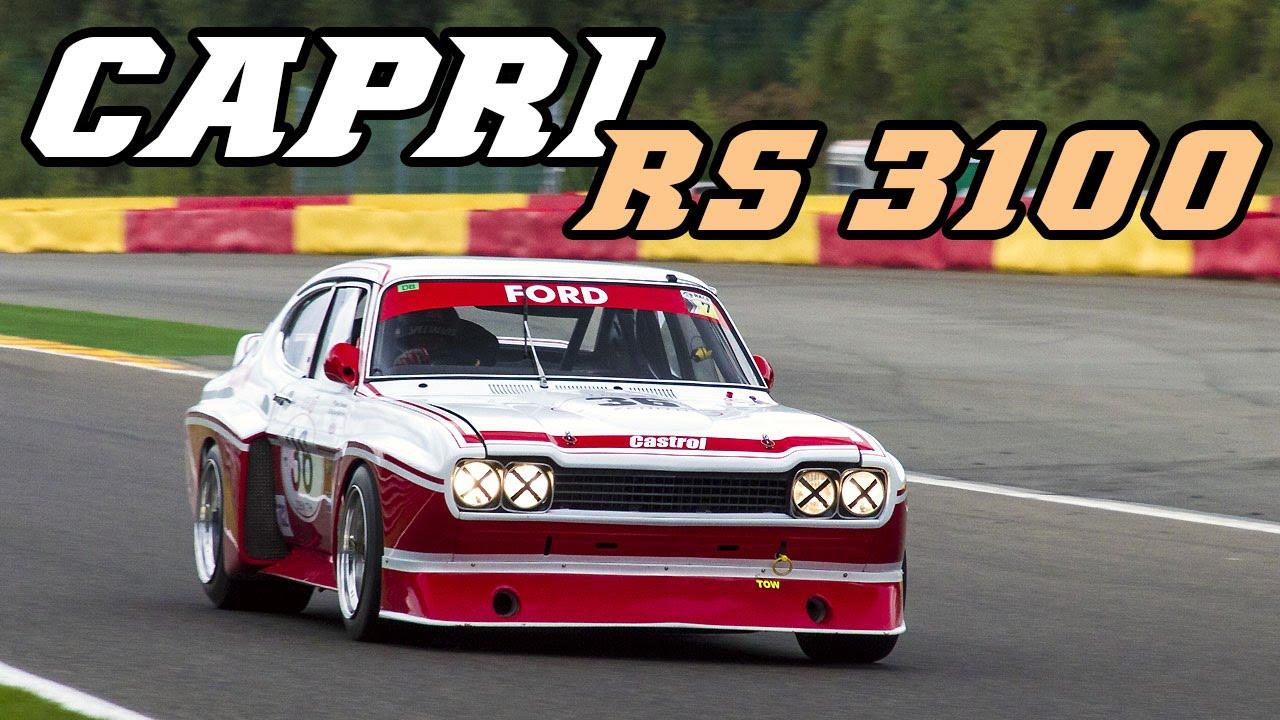 & very loud Ford Capri RS 3100 Broadspeed - YouTube markmcfarlin.com