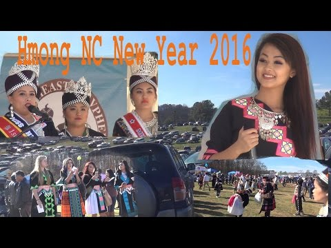 Hmong NC New Year 2016 Day  1