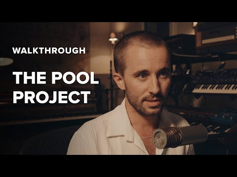 OUT NOW! Oliver Patrice Weder - The Pool Project