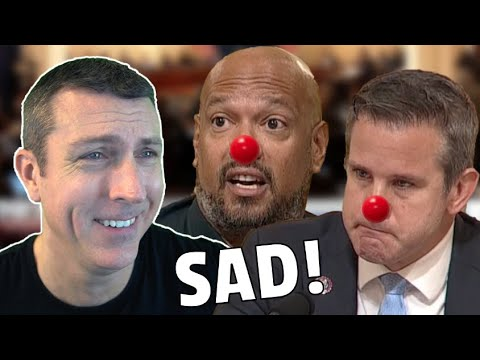 """Democrat Clowns Embarrass Themselves During """"January 6th"""" Hearing"""