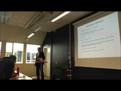 University of Gothenburg - Theories of Communication part 1 - Jens Allwood