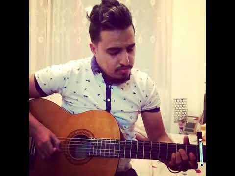 Hta l9it li tbghini - guitar cover - cheb younes boulmani