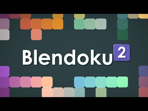 Blendoku 2 Trailer