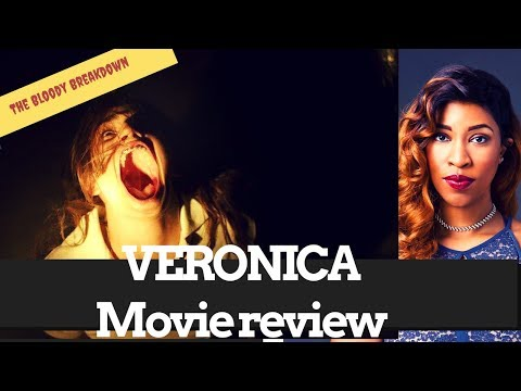 Veronica (Netflix)- Horror Movie Review