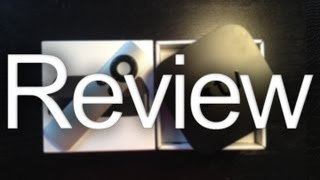 Apple TV 3 Full Review (1080p 3rd-Gen Apple TV) 2012