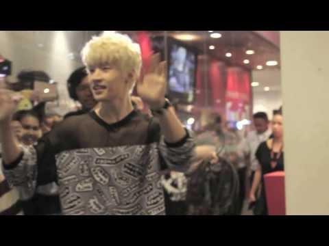 [fancam] 130802 Henry SJ at Channel [V] Thailand cr.bytheway0512
