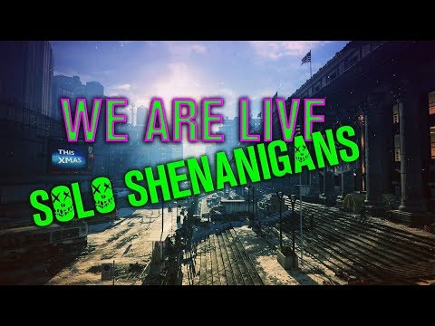 LIVE: SOLO DZ TIME - XBOX ONE