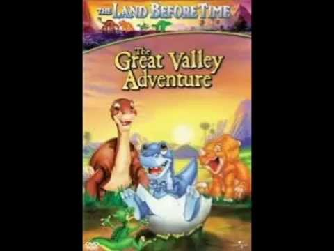 The Land Before Time II The Great Valley Adventure Funding