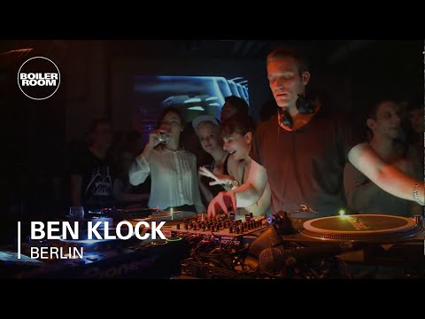 Ben Klock Boiler Room Berlin DJ Set