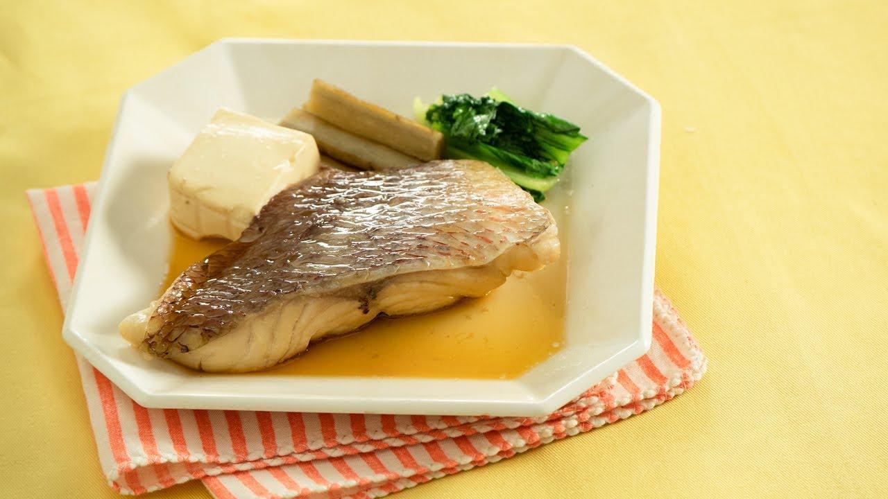鯛 の 煮付け レシピ
