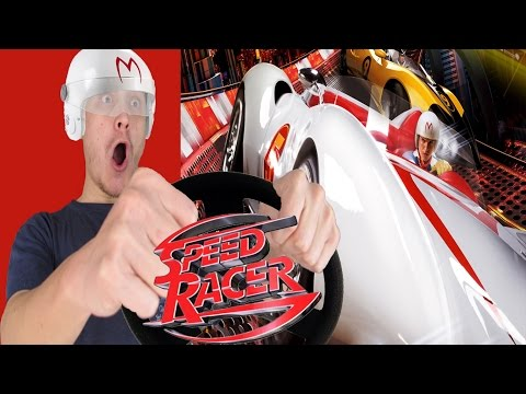 SB's Movie Reviews: Speed Racer (2008)