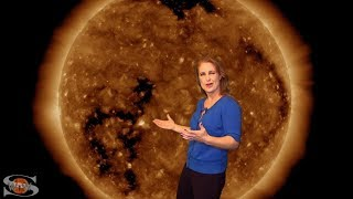 One Storm Wanes as Another Comes: Solar Storm Forecast 11-08-2018