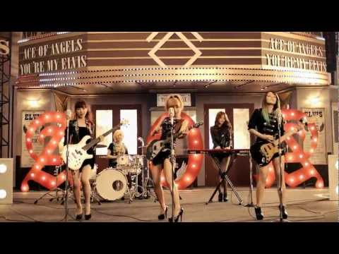 AOA - ELVIS M/V (Band Version)