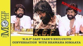 Chalo Cinema I KGF I Yash I Srinidhi I Bhawana Somaaya
