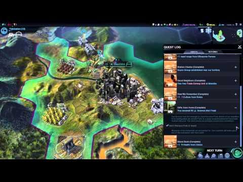 Sid Meier's Civilization Beyond Earth, Release Date October 24, 2014 |