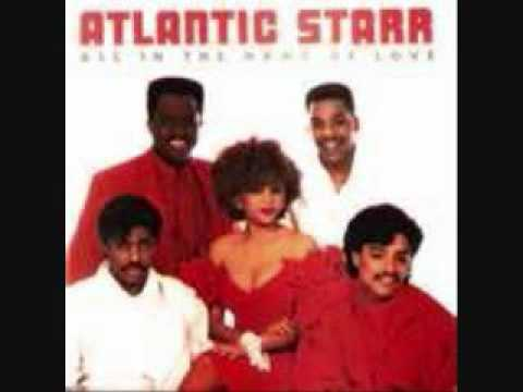 Atlantic Starr - a womans touch
