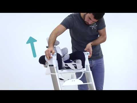 Tarta® Kid – height adjustable highchair – ENG