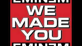 eminem we made you (with lyrics)