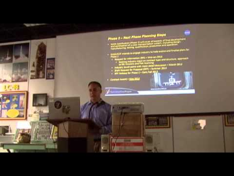 Commercial Crew Update, May 6, 2013
