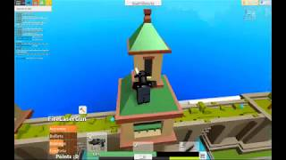 Playing Roblox ~ Gearlands
